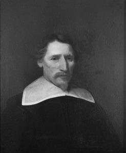 Portret van Pieter de la Court (....-1657)