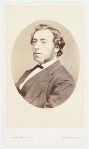 Portret van Arnoldus van Rhijn (1844-1923)