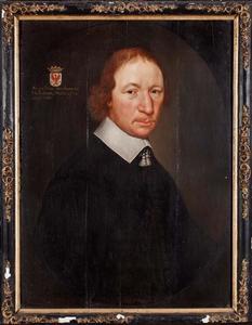 Portret van Zeger van Arnhem (1602-1665)