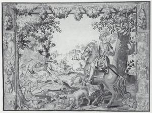 De hertenjacht