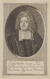 Portret van Salomon van Til (1643-1713)