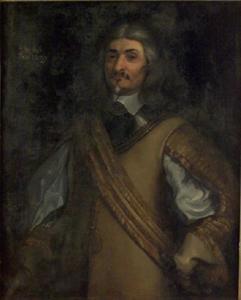 Portret van Pierre du Verge (1597-1665)
