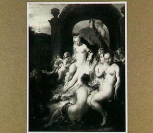 Venus, Cupido en de Drie Gratiën
