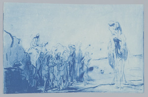 Jozef wordt door zijn broers verkocht (Genesis 37:28)