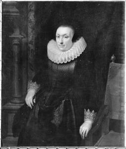 Portret van Abigael Fagel (1567-1623)