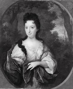 Portret van Cornelia van Strijen (1675-1745)