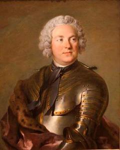 Portret van graaf Carl Gustaf Tessin (1695-1770)