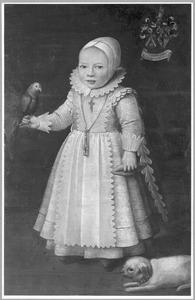 Portret van Sixtus van der Laen (1620-1684)