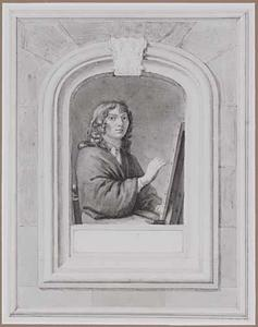 Portret van Cornelis Akersloot (....-1688)
