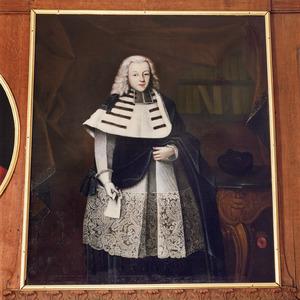 Portret van Octave Albert Ernest Joseph graaf van Renesse (1702-1728)