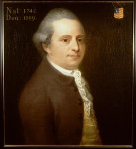 Portret van Willem Hendrik Teding van Berkhout (1745-1809)