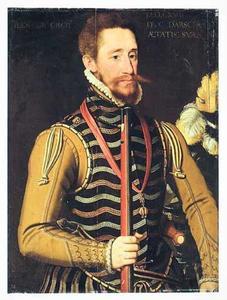 Portret van Philips III de Croy (1526-1595)