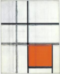 Composition with red (unfinished)