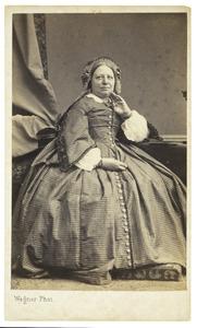 Portret van mevrouw Heineken