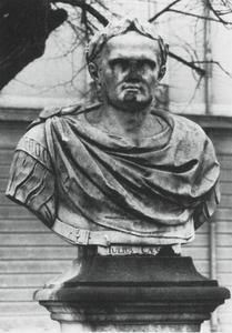 Portret van Julius Caesar (100-44 voor Christus)