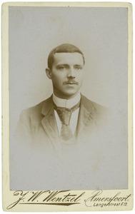 Portret van Berend Willem Theodoor Sandberg (1867-1961)