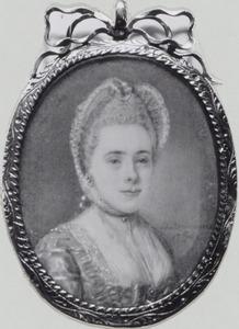 Portret van Regina Happee