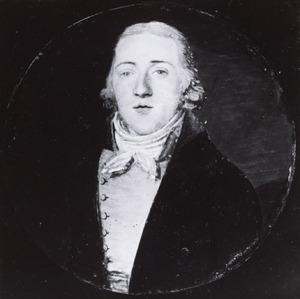 Portret van Pieter Maas (1766-1850)