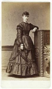 Portret van Elske van Heloma (1844-1912)
