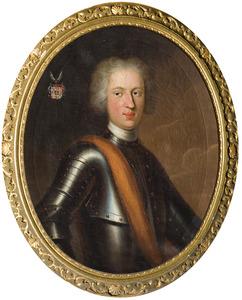 Portret van Andries Schimmelpenninck van der Oye (1705-1776)