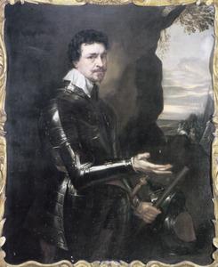 Portret van Thomas Wentworth, 1st Earl of Strafford (1593-1641)