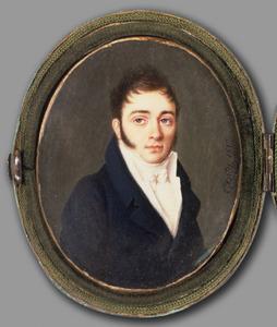 Portret van Herman Adriaan Nederburgh (1788-1857)