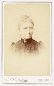 Portret van Anna Margaretha Hiddingh (1843-1934)
