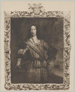 Portret van Cornelis de Witt (1623-1672)
