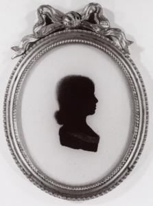 Portret van een meisje, waarschijnljik uit de familie Nederburgh, mogelijk Maria Elisabeth (1789-1881), Anna Maria (1791-1874 of Sara Jacoba Hester (1802-1864)