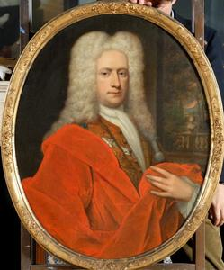 Portret van Jan van Loon (1677-1763)