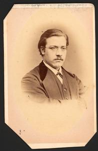 Portret van G. van Brakel (...-...)