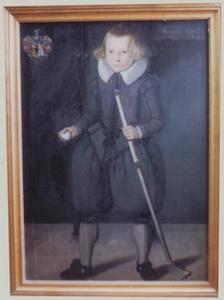 Portret van mogelijk Jeltes