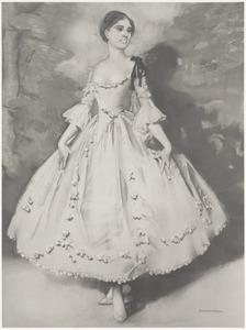 Portret van Mata Hari (1876-1917)
