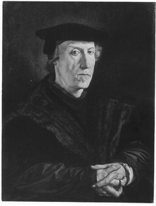 Portret van Joris van Egmond
