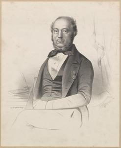 Portret van Charles Eugène Le Clercq (1830-1895)