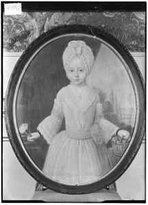 Portret van Cornelia Immagonda van Vossen (1769-1839)