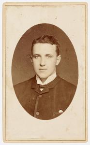 Portret van Alexander Gerard Quarles de Quarles (1866-1930)