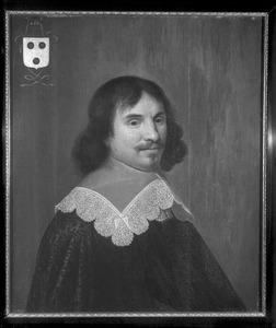 Portret van Evert van Bleiswijck ( -1653)