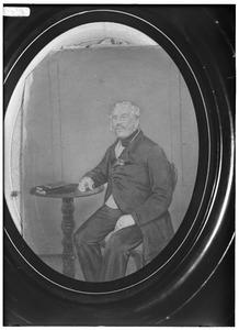 Portret van Jean Baptiste Jacques Sutherland (1803-1865)
