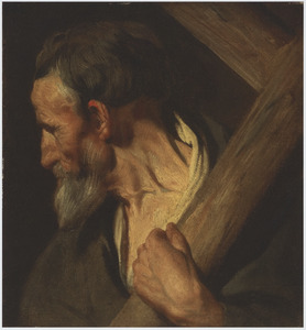 Studie van de apostel Andreas
