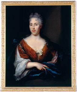 Portret van Petronella Wilhelmina van Hoorn (1698-1764)