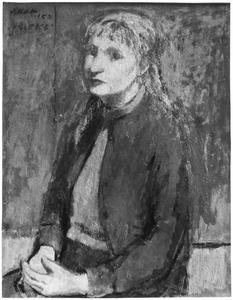 Portret van Mieke
