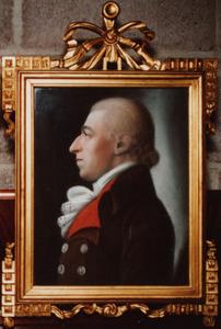Portret van Jan Frans Keuller (1763-1845)