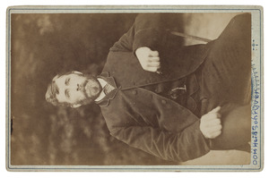 Portret van Hendricus Quirinus Schrijver (1856-1935)