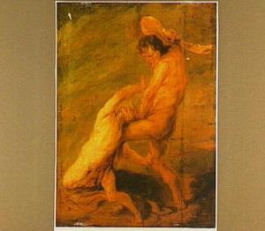 Simson doodt een Filistijn met een ezelskaak (Richteren 15: 15)