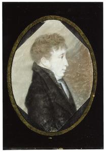 Portret van Willem van der Veur (1777-1841)