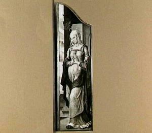 H. Elisabeth (rechterbuitenluik van een drieluik)