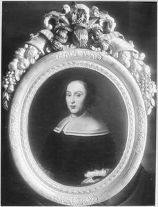 Portret van Catharina van der Woert (1636-1681)