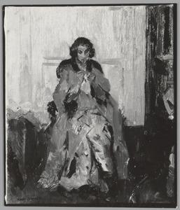 Sophie de Vries, handwerkend