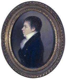 Portret van Jhr. Willem Anne Beelaerts van Blokland (1775-1849)